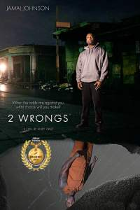 2 Wrongs Poster+laurel