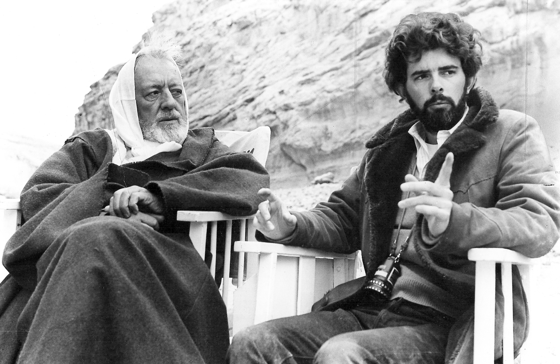 George Lucas Tries To Explain The Real Meaning Of The Star