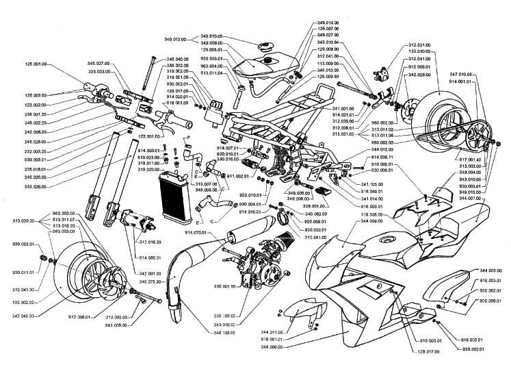 Blata Usa ::: Complete Origami Diagram