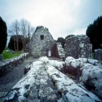 The Jealous Man And Woman, pinholed.  (Ireland)
