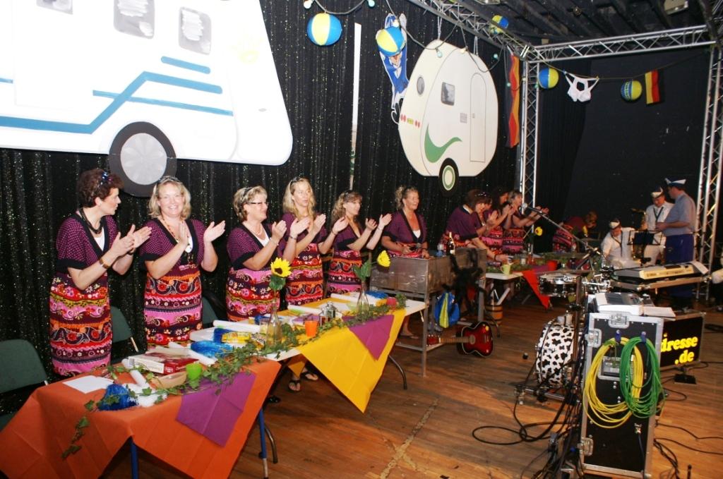 Mädchensitzung 2010