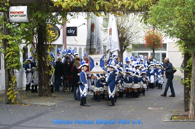 Karnevalseröffnung 2012