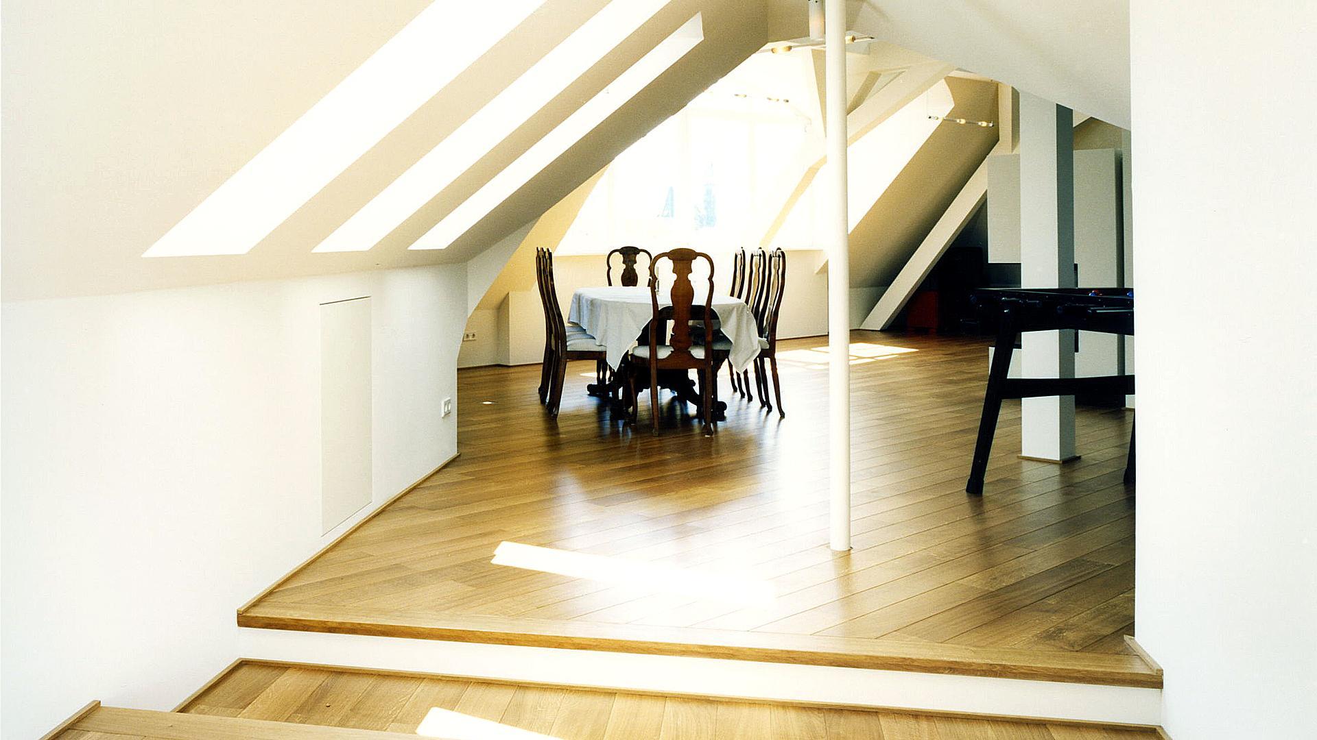 Dachbodenausbau Kostenrechner