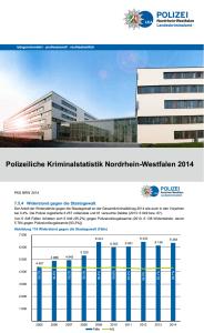 Polizeiliche_Kriminalstatistik_Nordrhein_Westfalen _2014