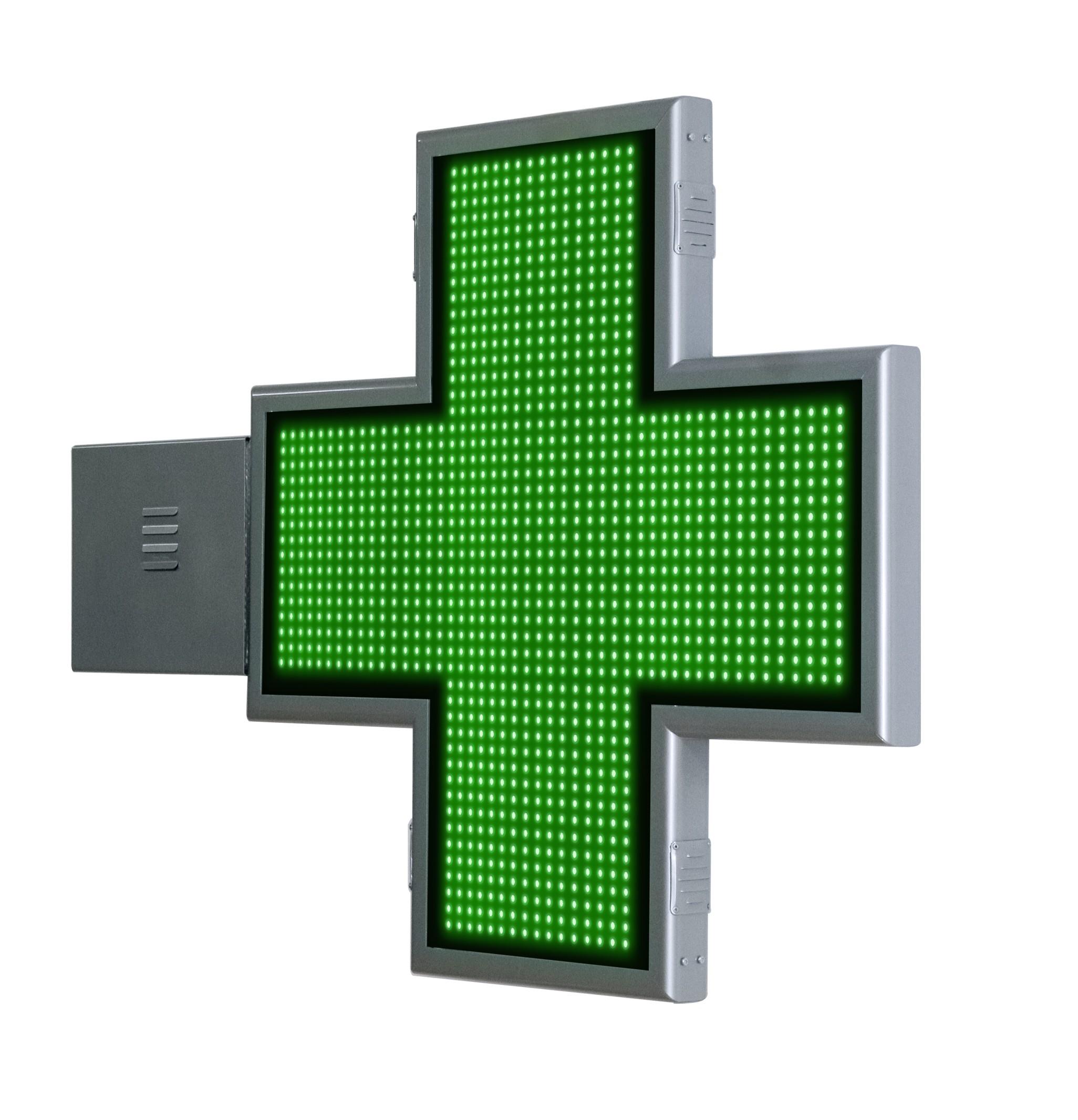 Cruces de farmacia en tarragona