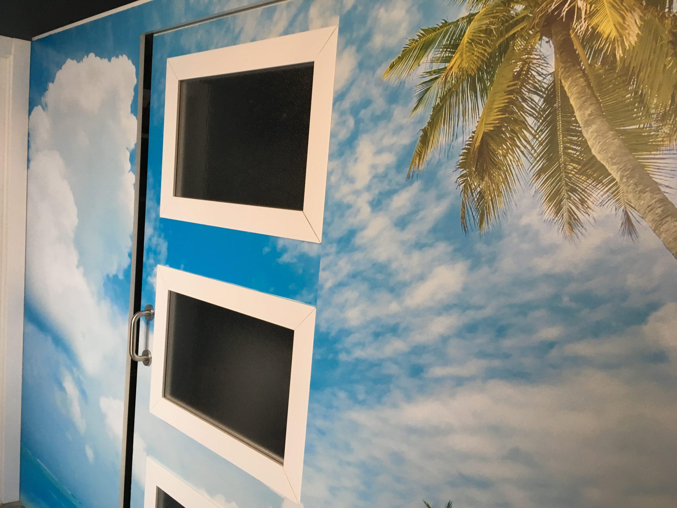 Rotular pared con vinilo en tarragona