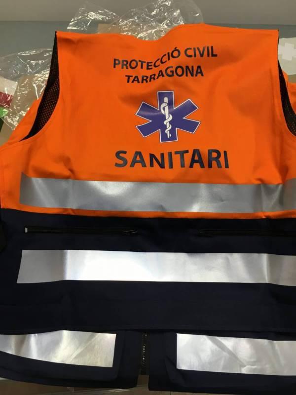 Marcaje de ropa laboral con logotipo