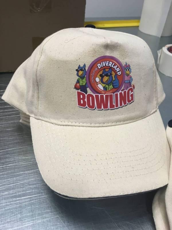 gorras marcadas