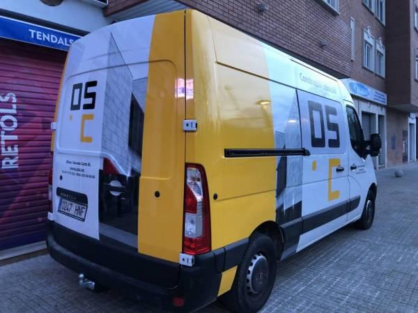 retolacions de furgonetes vinils a tarragona
