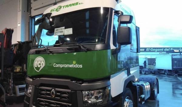 rotulación camiones tarragona