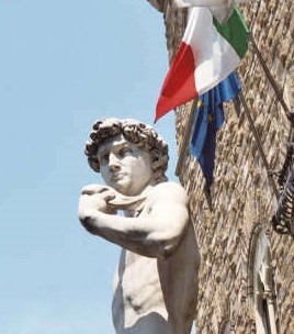 David van Michelangelo, Firenze (I)
