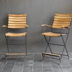 Counter Height Arm Chairs Kids Chair Teak Bistro Blaxsand Previous