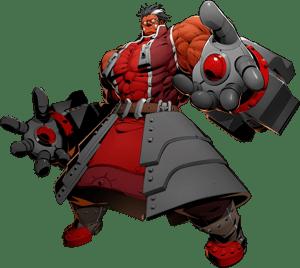 Iron Tager BlazBlue Wiki