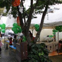 先日の『SHOWER'S CANDLE NIGHT Marche de Lumiere』 @shower streer !!