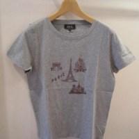 A.P.C. Tシャツ!