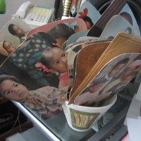 The African American church fan collection of Allee Willis