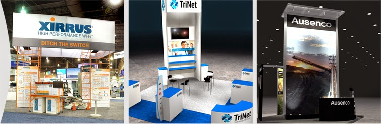 Portable Trade Show Displays