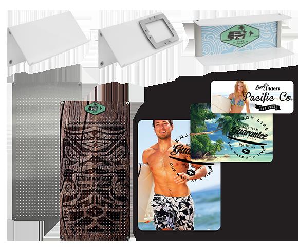 blazer klik accessories