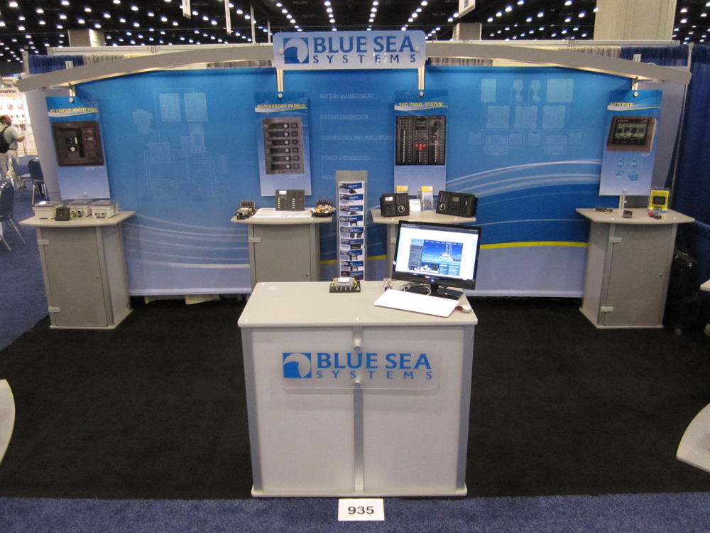 Portable Modular Exhibit Displays and Booths