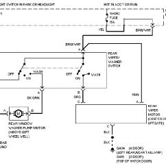 Rear Wiper Motor Wiring Diagram Starter Switch All Data Please Help Need Circuit Blazer Forum