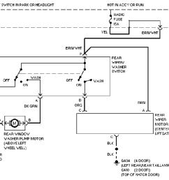 please help need rear wiper switch circuit diagram blazer forum 94 s10 exhaust system 94 s10 wiper motor wiring diagram [ 1081 x 761 Pixel ]