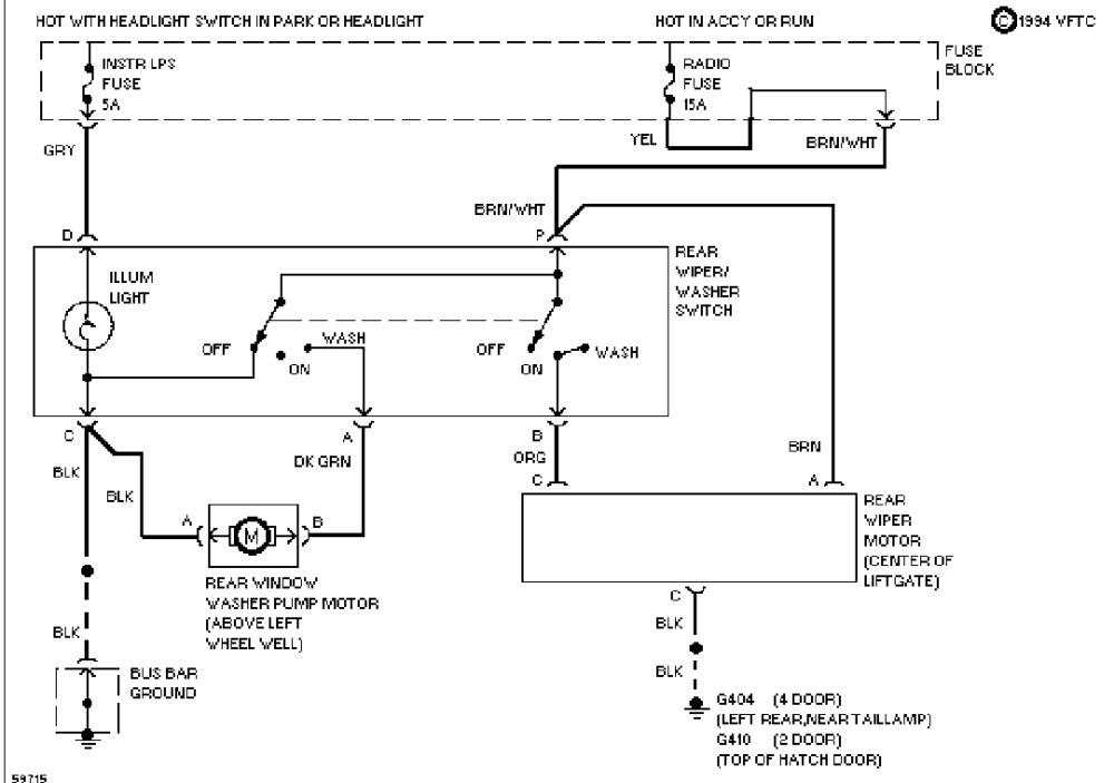 medium resolution of 97 blazer wiring diagram washer wiring diagram gol89 s 10 wiper motor wiring diagram wiring diagram