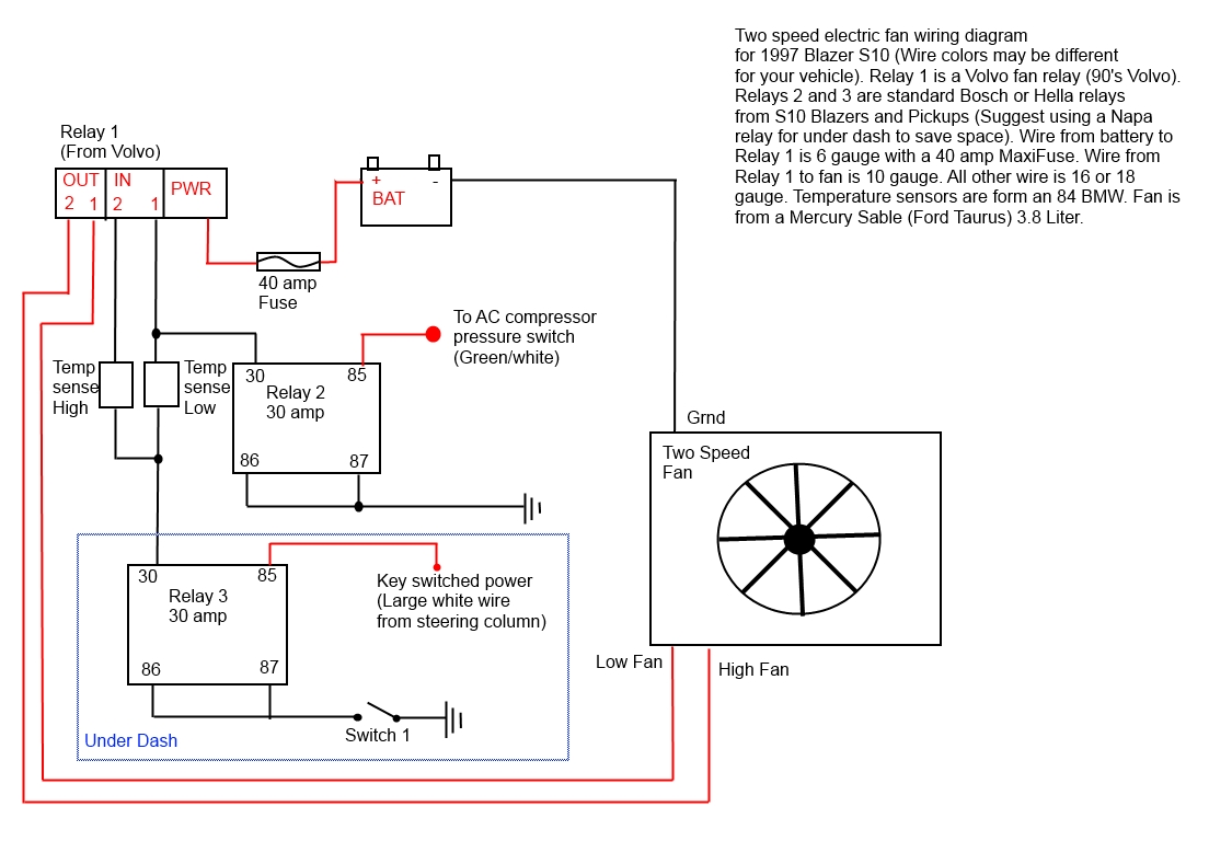 hight resolution of electric fan my e fan wiring jpg the volvo relay