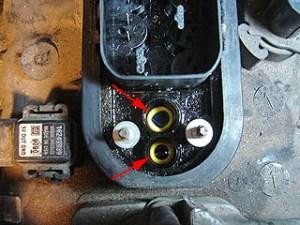 Fuel line oring sequence order?  Blazer Forum  Chevy Blazer Forums