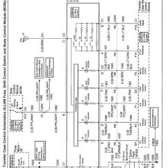2005 Chevy Trailblazer Wiring Diagram Msd 6al 6420 Np8 Auto 4wd Transfer Case Info (2001 Blazer) - Blazer Forum Forums