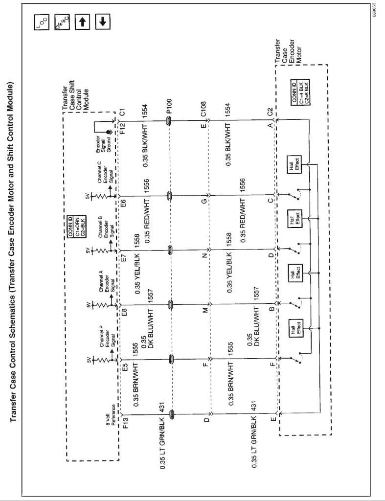 2012 Chevy Wiring Diagram Np8 Auto 4wd Transfer Case Info 2001 Blazer Blazer