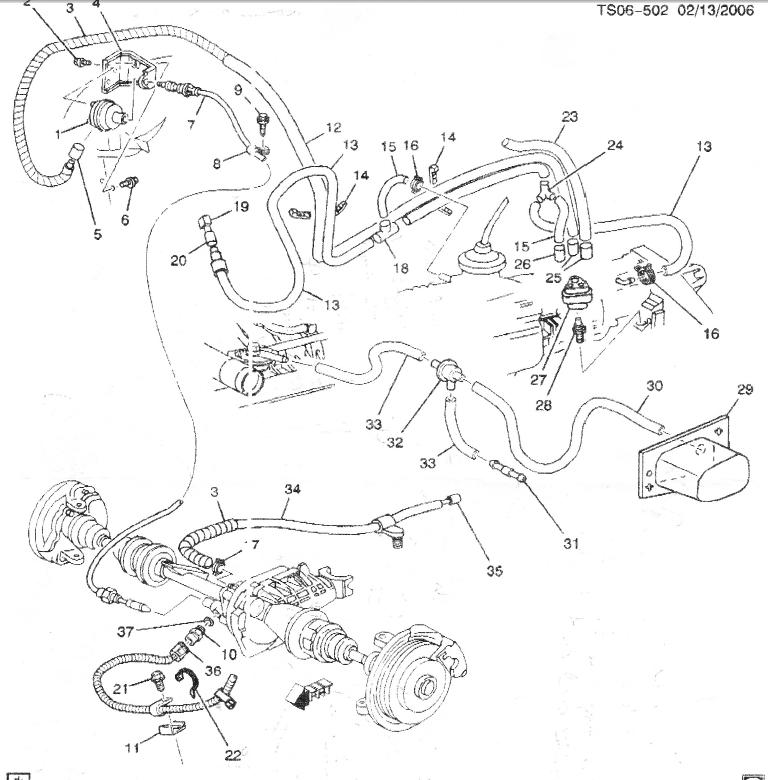 96 Silverado Engine Diagram 96 Grand AM Engine Diagram