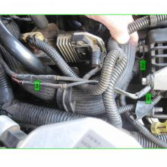 1995 Mustang Alternator Wiring Diagram Rv Diagrams 7 Way Wires To 96 4.3l 2wd - Blazer Forum Chevy Forums
