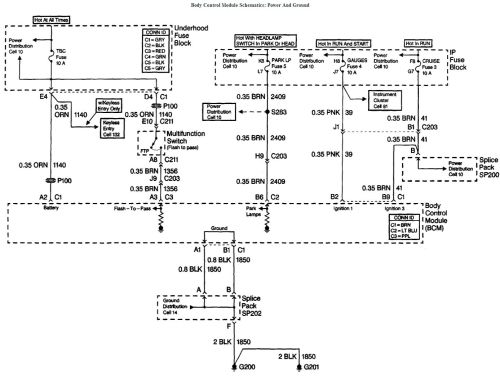 small resolution of 1999 chevy tahoe body control module diagram wiring diagram for you 1999 chevy tahoe body control module diagram