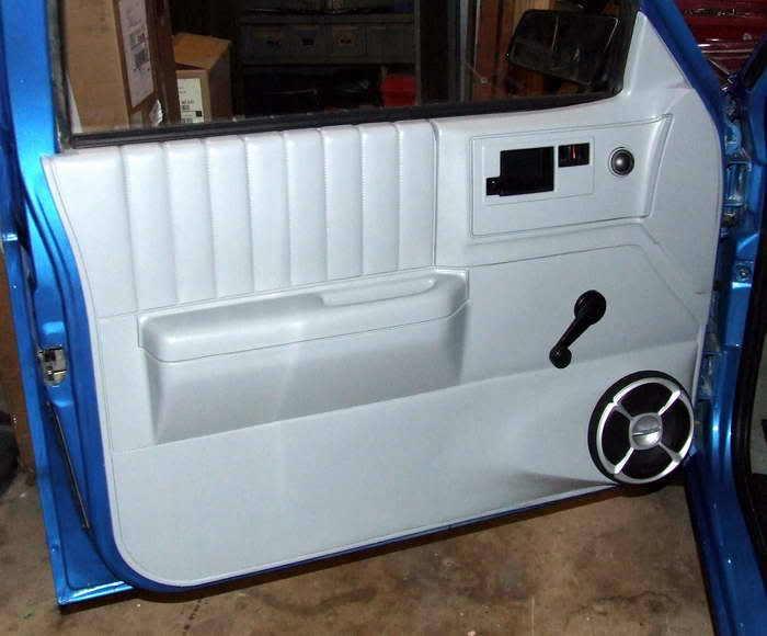 1997 Chevy S10 Interior Door Panels