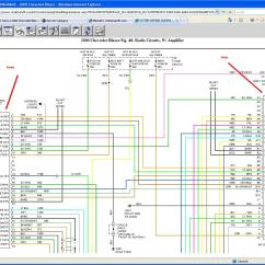 Chevy S10 Radio Wiring Diagram Starter Solenoid No Sound Out Of Speakers Factory Bose Blazer Forum