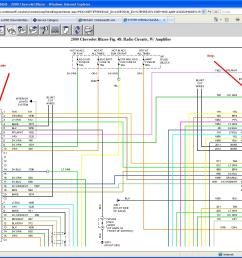 attached is the wiring diagram no sound out of speakers factory bose 2009 02 12 232515 untitled [ 1280 x 1024 Pixel ]