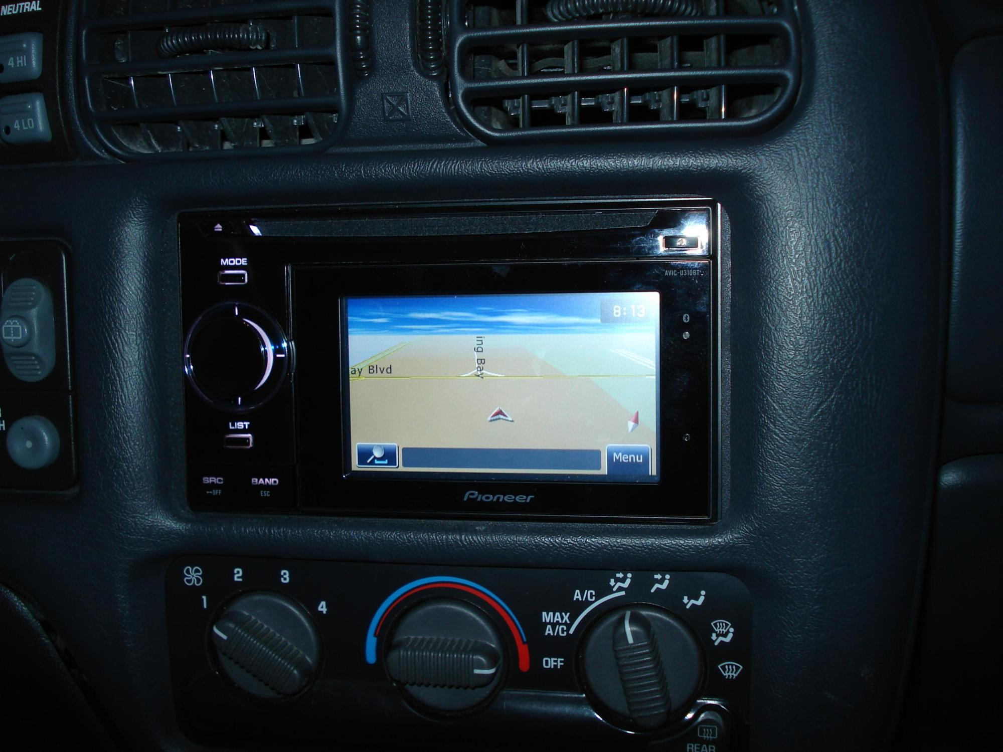 hight resolution of adding double din is not hard at all