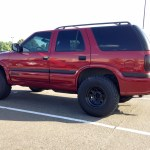 Gmc Jimmy 2 5 Lift 31x10 5 Etc Page 17 Blazer Forum Chevy Blazer Forums