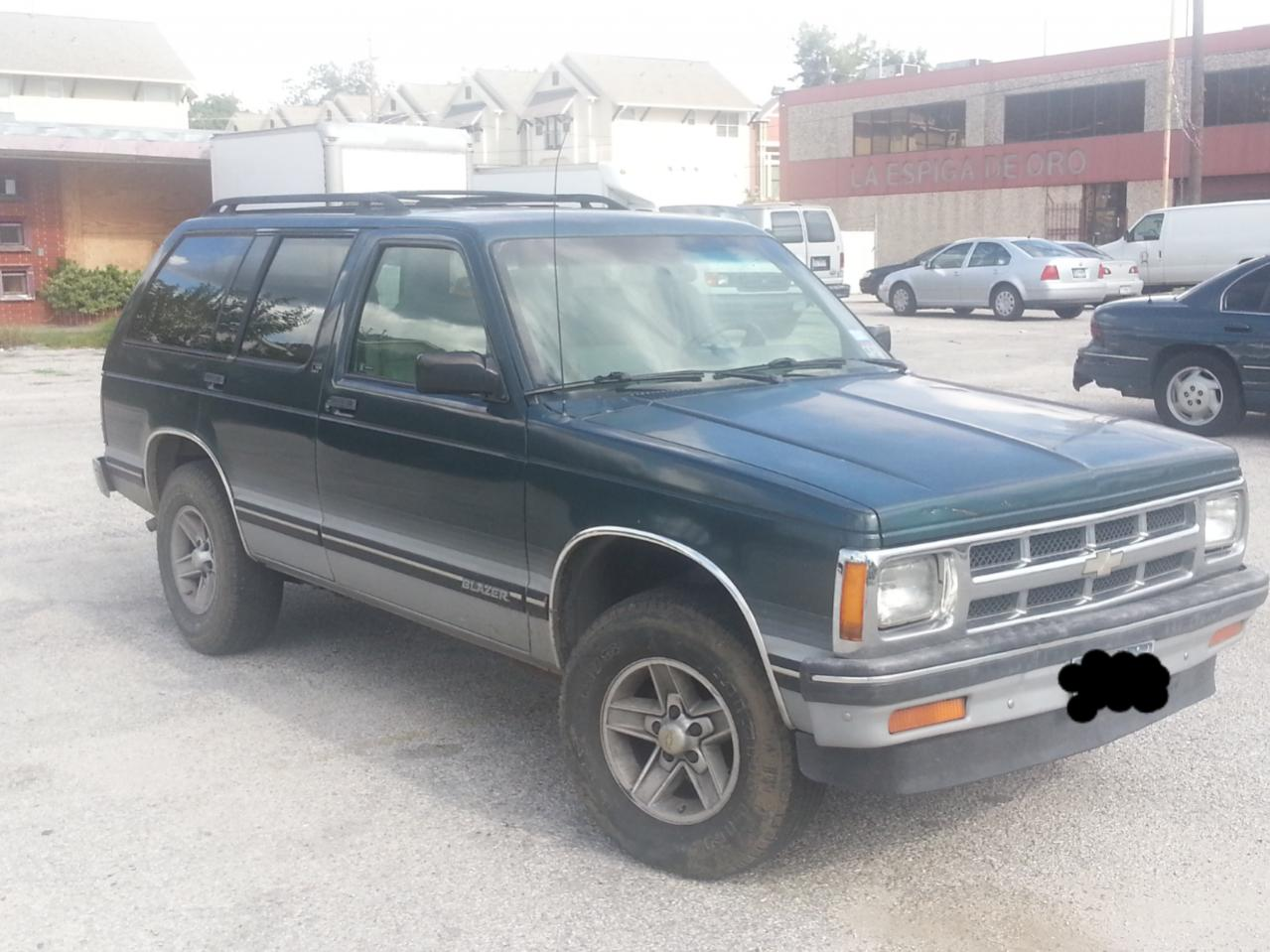hight resolution of  94 blazer tahoe lt project ideas
