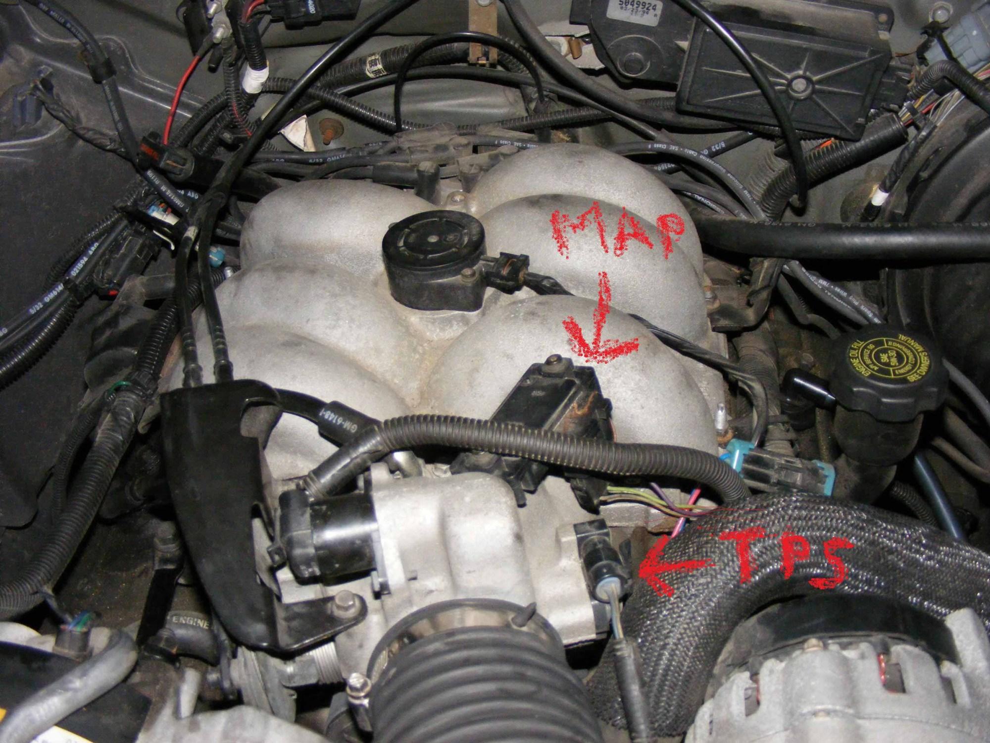 hight resolution of 94 blazer 4 3l vortec won t start blazer forum chevy blazer forums rh blazerforum com 4 3l vortec engine wiring ect wiring diagram