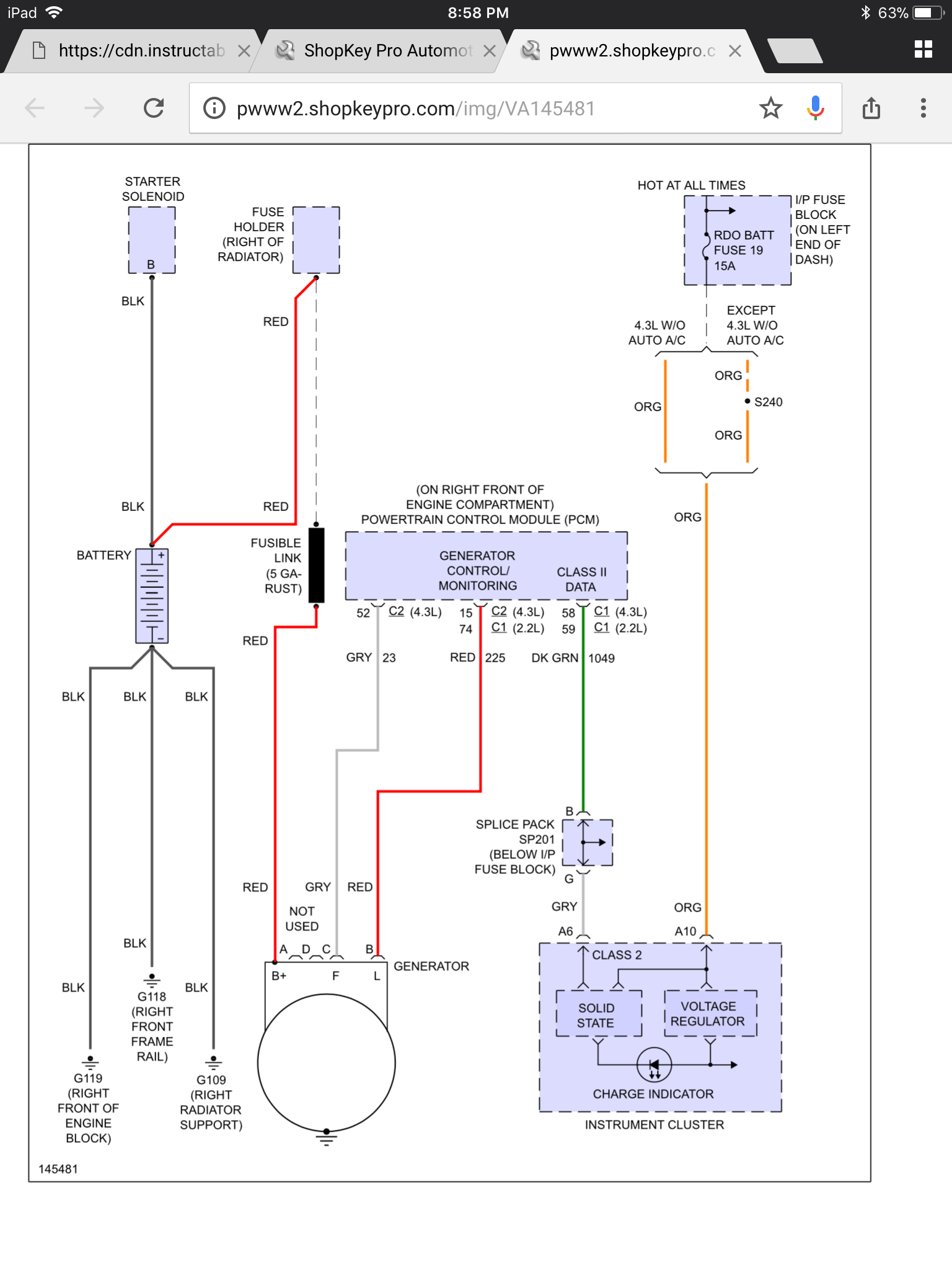 hight resolution of need 2001 4 3 ecm pinout diagram blazer forum chevy blazer forums 1986 corvette ecm wiring diagram chevy 4 3 ecm wiring diagram
