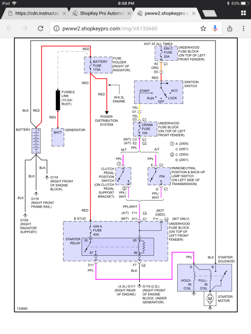 small resolution of 4 3l engine diagram