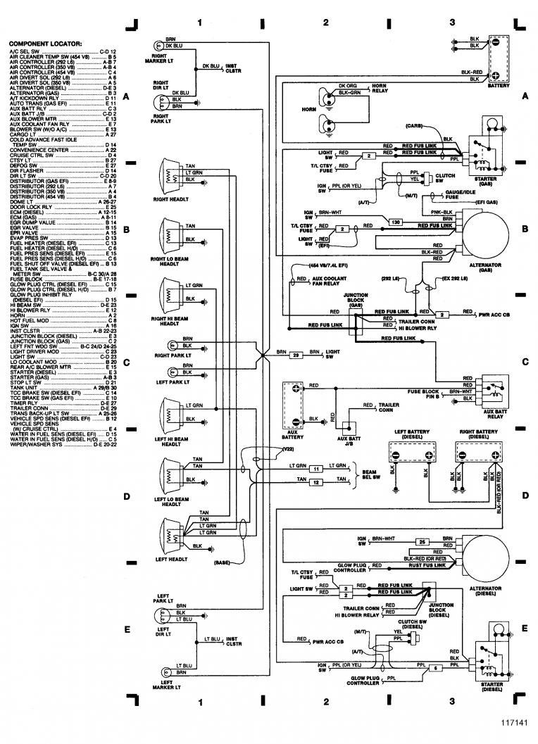 medium resolution of no running lights 89 frtlight sch jpg