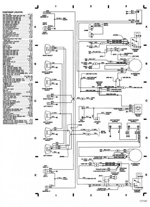 small resolution of no running lights 89 frtlight sch jpg