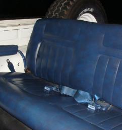 rear seat fold down removal [ 2047 x 1535 Pixel ]