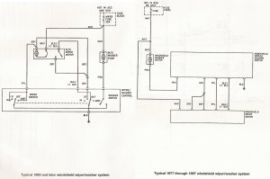 Pulse wiper schematic for 88 k5  Blazer Forum  Chevy