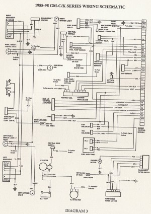 Pulse wiper schematic for 88 k5  Blazer Forum  Chevy