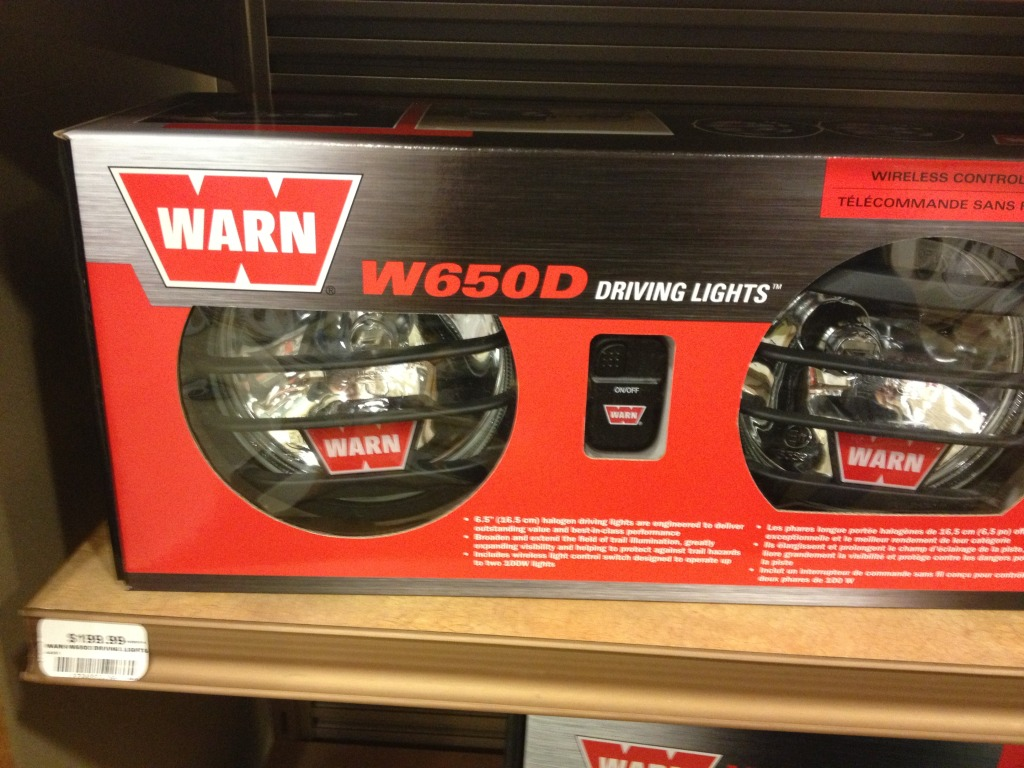 hight resolution of anyone install the warn w650d lights on a jimmy blazer forum off road guards with lights warn w650d driving lights wiring diagram