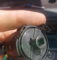 rear lift glass release button on hatch how to repair img 20140701 162037 jpg  [ 2591 x 1943 Pixel ]