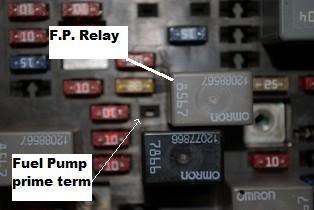 2005 Trailblazer Fuel Pump Wiring Diagram 99 Blazer Fuel Pump Test Connector Blazer Forum Chevy